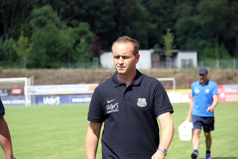 Dirk Lottner muss den gesperrten Peter Chrappan ersetzen (Foto: Hell)