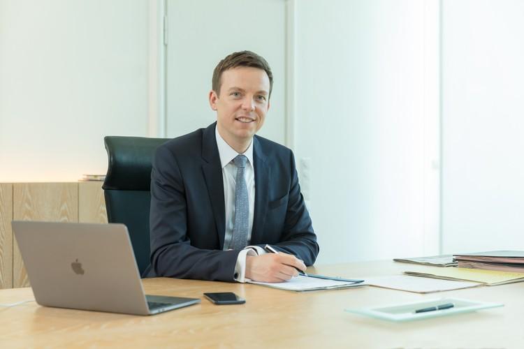 Der Ministerpräsident des Saarlandes, Tobias Hans (CDU) (Quellenangabe: Staatskanzlei Saarland/Carsten Simon)