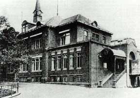 Das Hauptbüro (Quelle: Saarstahl AG)
