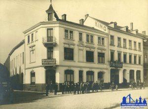 Metropol- und Zentral-Kino 1923 © Günther Theis