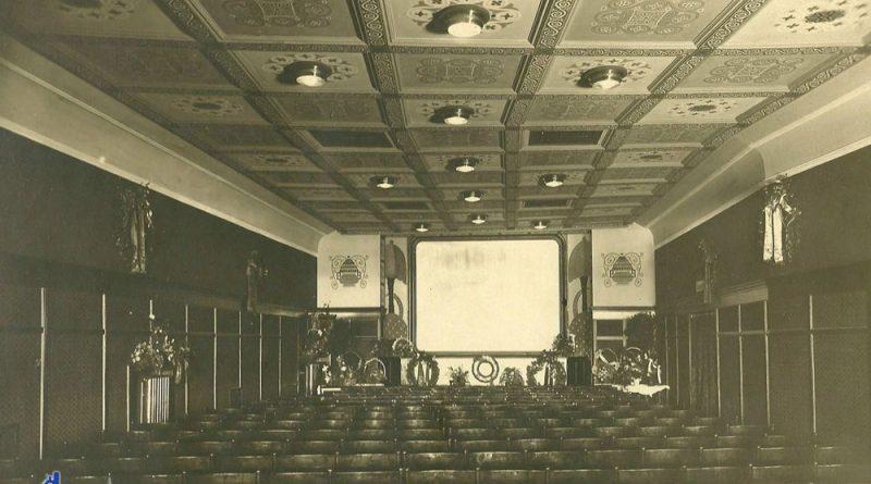 Metropol-Saal 1923 © Günther Theis