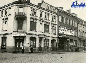 Metropol- und Zentral-Kino 1930 © Günther Theis