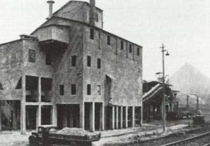 Schlackensteinfabrik (Quelle: Saarstahl AG)