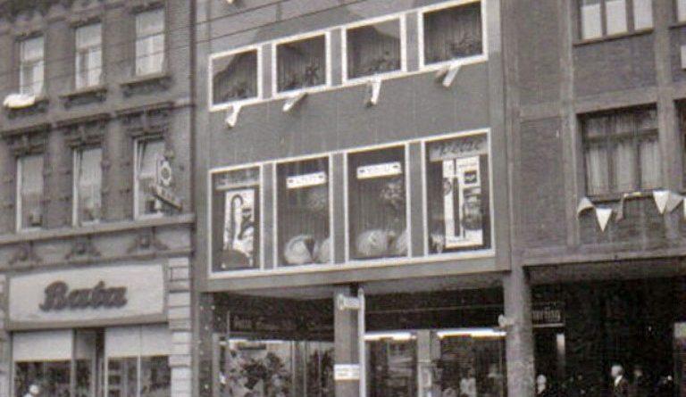 Rathausstraße 1962 © Strempel