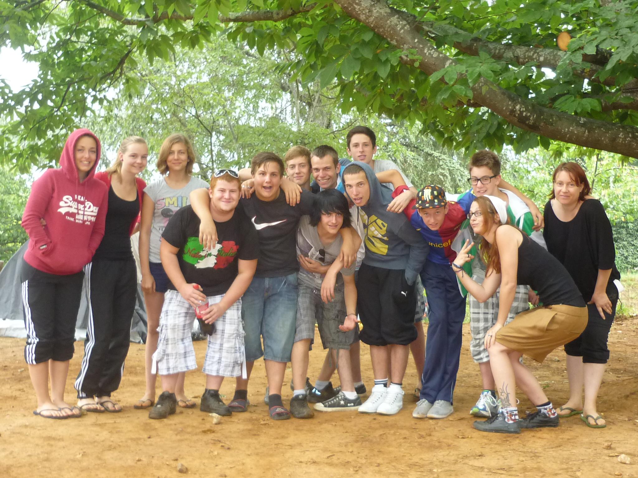 Sommerfreizeit 2012 - Südfrankreich