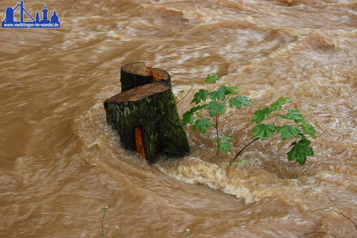Köllerbach Hochwasser
