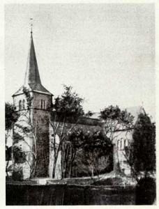 Martinskirche im Alten Brühl Völklingen