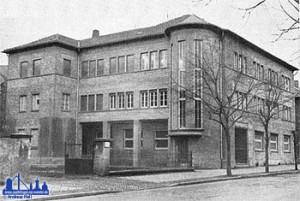 Sparkasse Völklingen ca. 1949