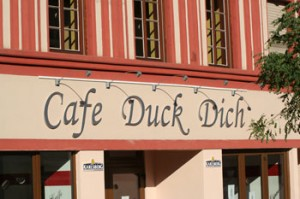 Cafe Duck Dich