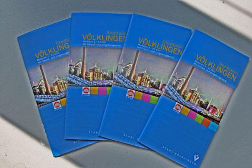 Stadtplan - Foto: Stadt VK