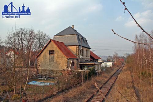 Bahnhof Geislautern
