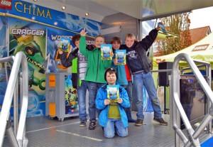 Lego-Chima Roadshow - Foto: LEGO