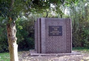 Russendenkmal im Bürgerpark