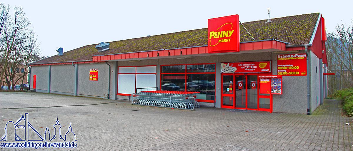 Pennymarkt geschlossen