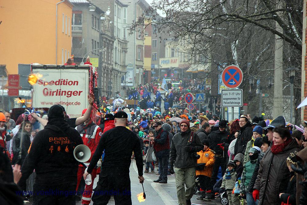 Rosenmontag 2013