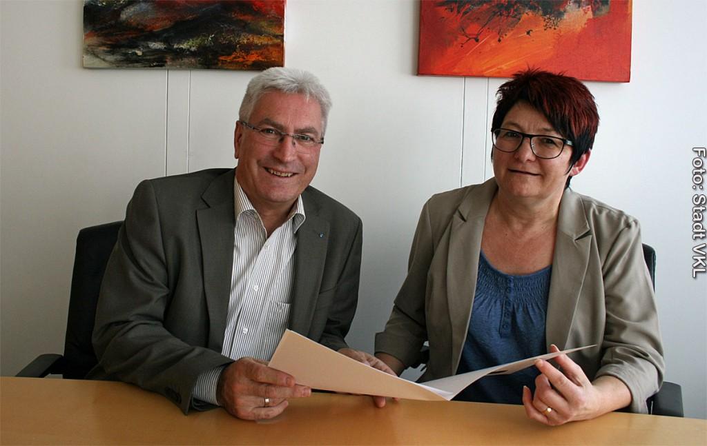 Roswitha Spaniol ist neue Gleichstellungsbeauftragte der Stadt Völklingen