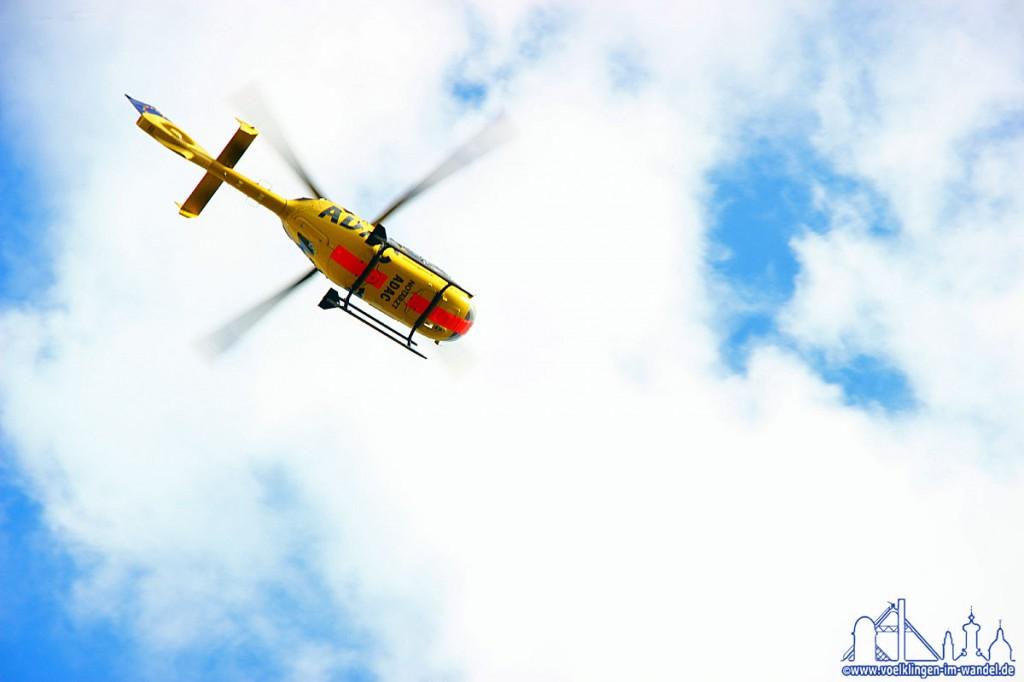 Rettungshubschrauber - Foto: Andreas Hell