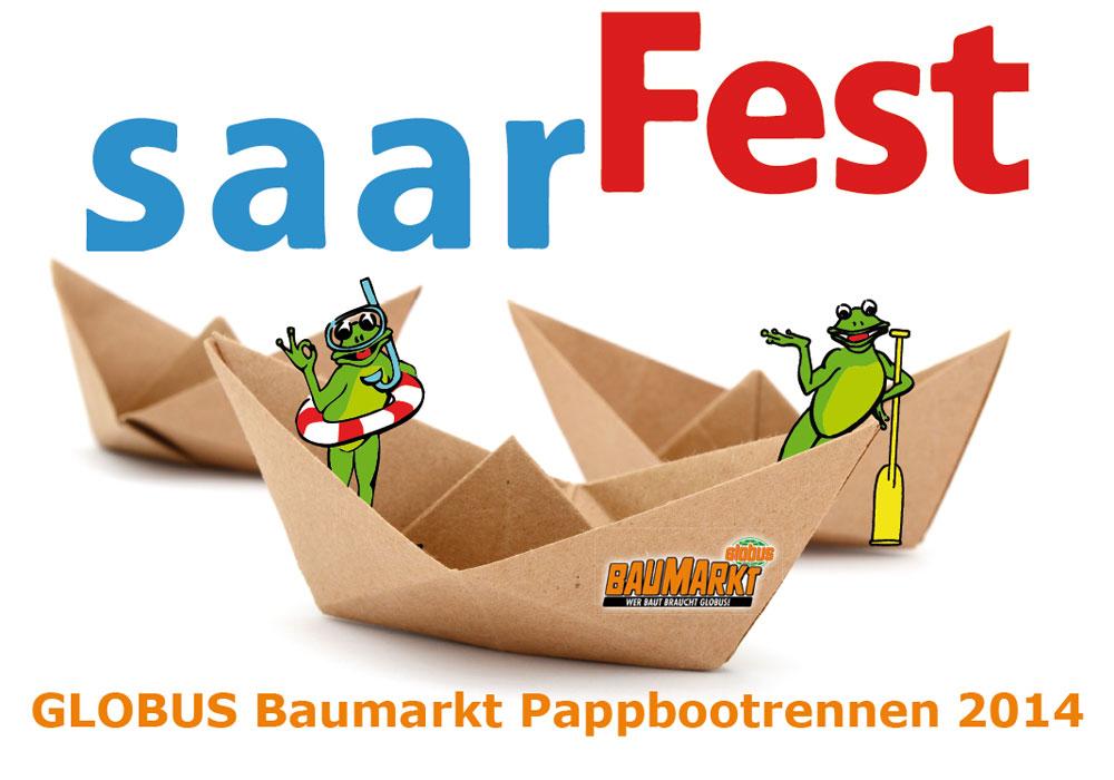 Pappbootrennen (Grafik: Veranstalter)