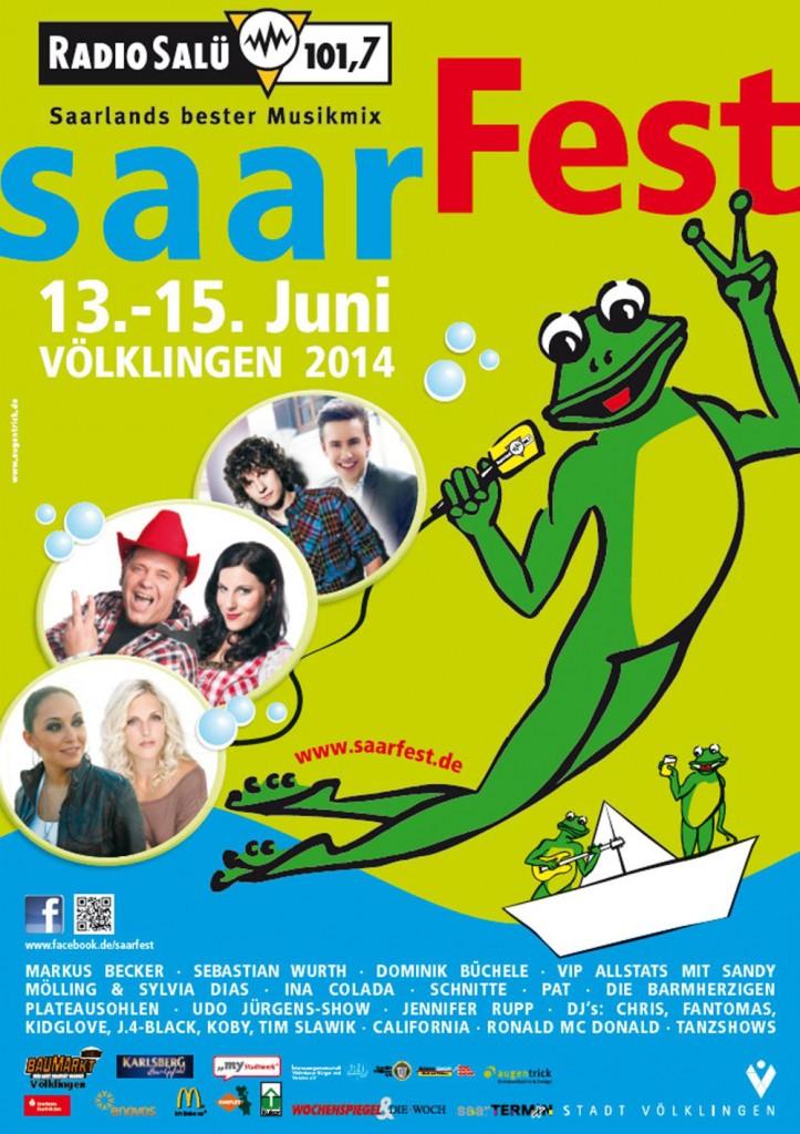 Saarfest 2014