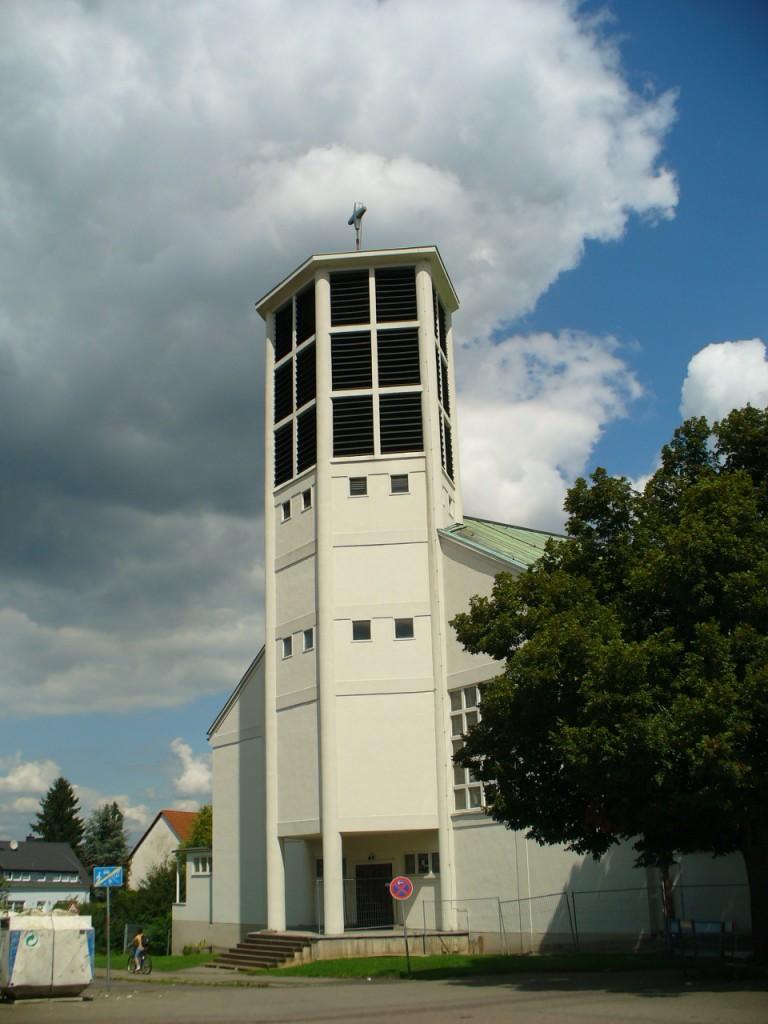 Die Marienkirche in Fürstenhausen (Foto: A.Hell)