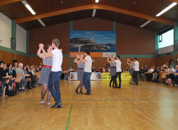 Tanzen beim TSC (Photo Lemens)