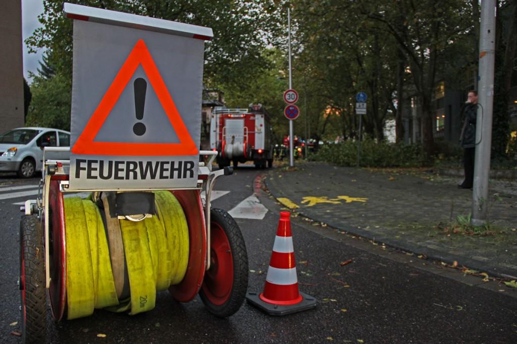 Feuerwehr im Einsatz (Symbolfoto - Foto: Hell)