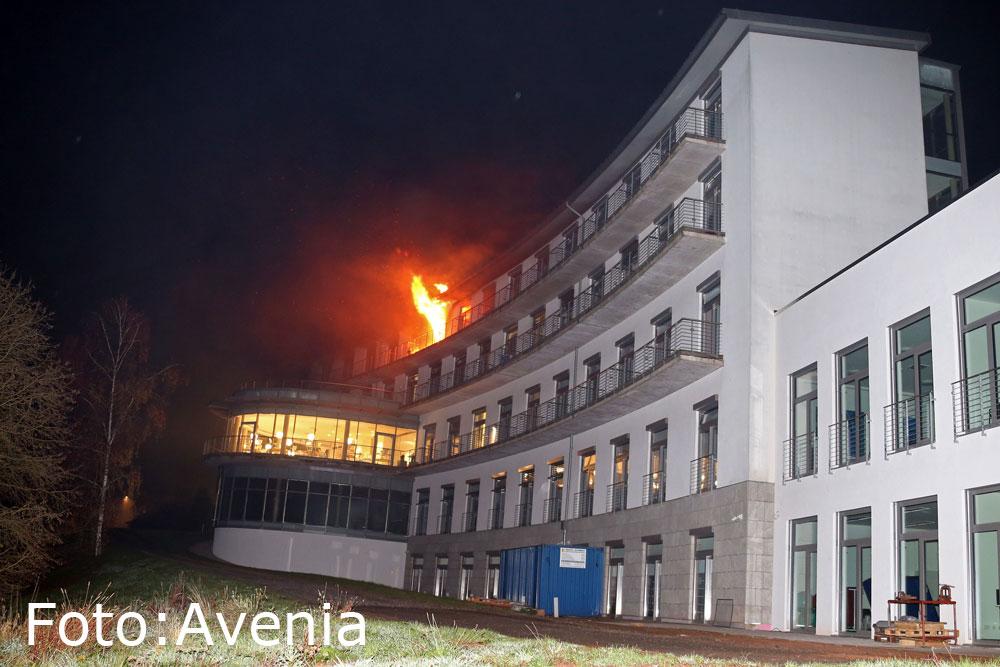 Tote nach Brand in Püttlinger Krankenhaus – Völklingen im ...