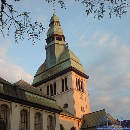 Sankt Eligius Völklingen (Foto: Hell)