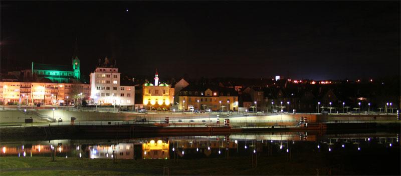Brisant ist auch die Nähe zur Moschee (Archivfoto: Hell)