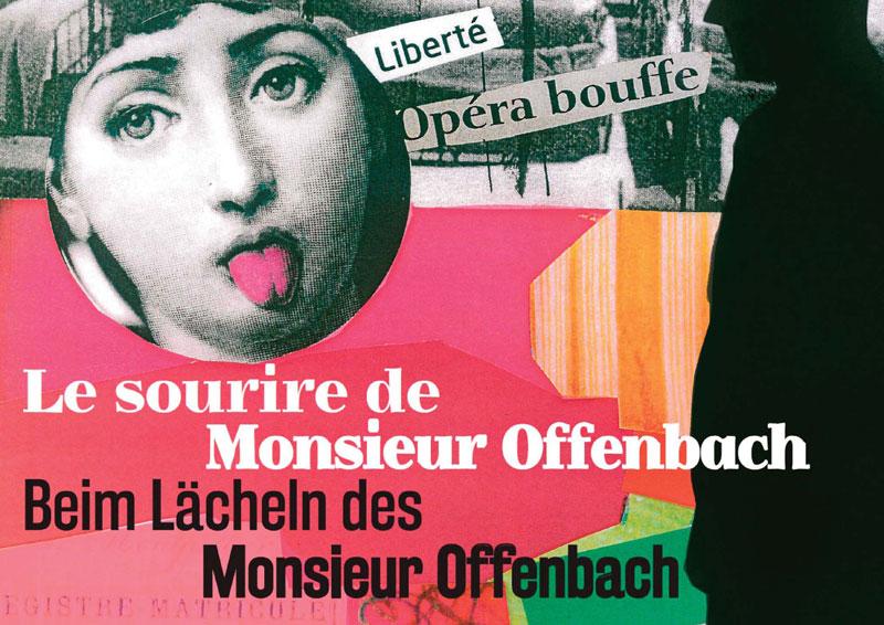 """""""Konzertes der Gymnasien"""" verschmelzen Biographie und Oeuvre zu einem märchenhaften Potpourri der bekanntesten Melodien von Jacques Offenbach aus Operette und Oper."""