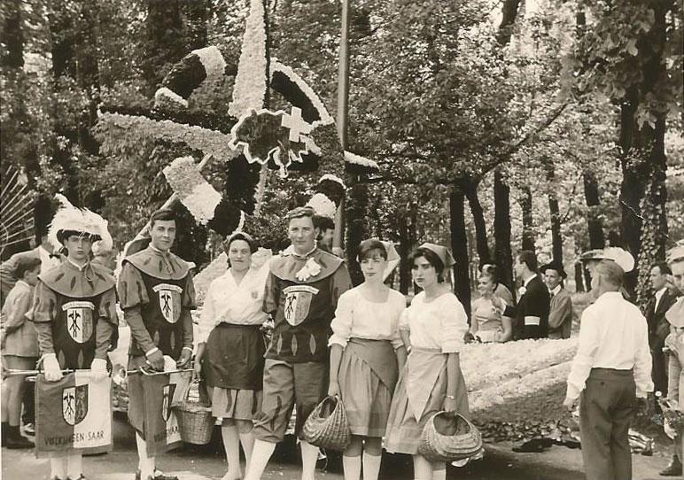 Fanfarencorps Völklingen: Vor 60 Jahren fing alles an (Foto: Verein)