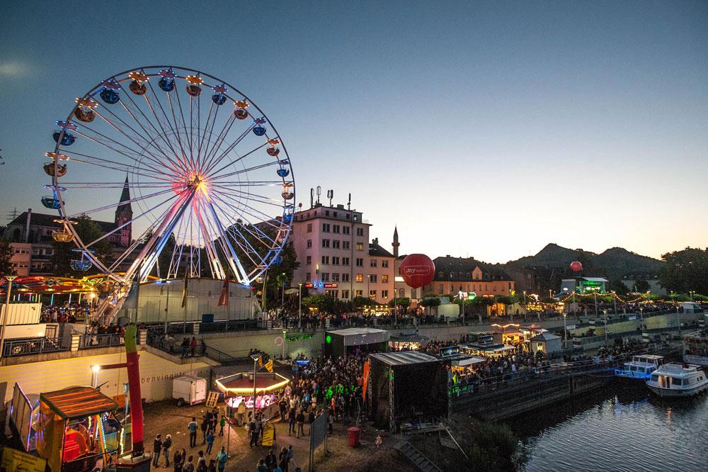 Saarfest (Foto: Stadt)