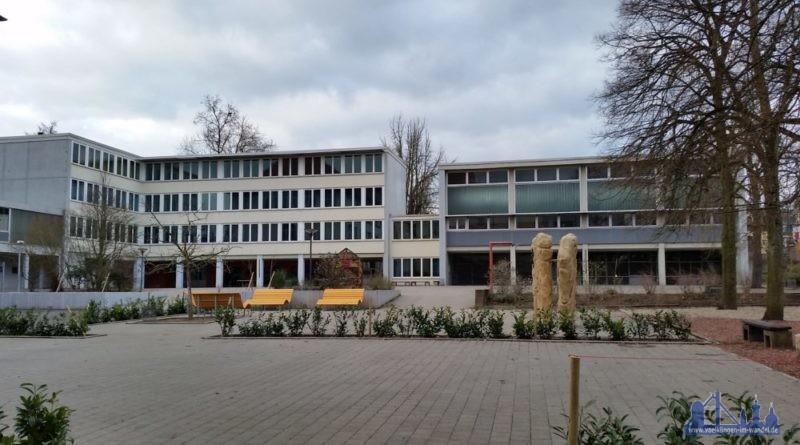 Albert-Einstein-Gymnasium (Foto:Hell/Archiv)