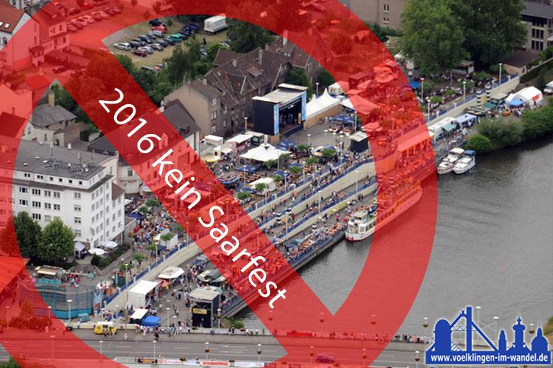 Es bleibt dabei: Das nächste Saarfest gibt es erst 2017 wieder! (Archivfoto)