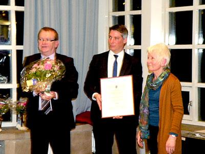 v.l.n.r.: Norbert Moy, Alexander Funk, MdB, Christel Scherschel (Foto: CDU)
