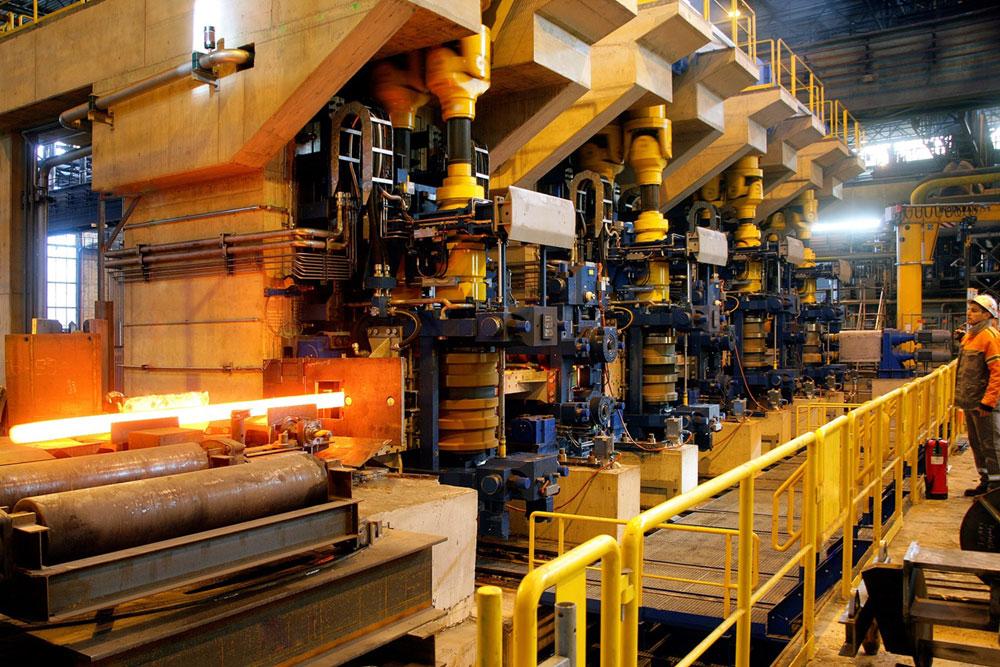 Investitionen in Höhe von 90 Millionen Euro hat Saarstahl im Geschäftsjahr 2015 auf den Weg gebracht, darunter 30 Millionen Euro für die kürzlich in Betrieb genommene neue Konti-Vorstraße im Walzwerk Völklingen. Copyight Saarstahl AG