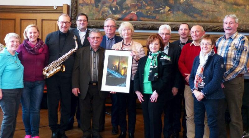 Seniorenakademie 25 Jahr-Feier (Foto: Stadt)