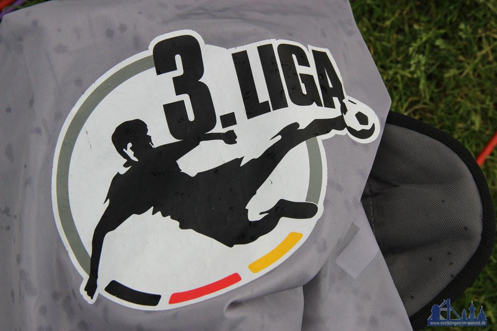 Die 3. Liga ist für den FCS noch immer in Reichweite (Foto: Hell)