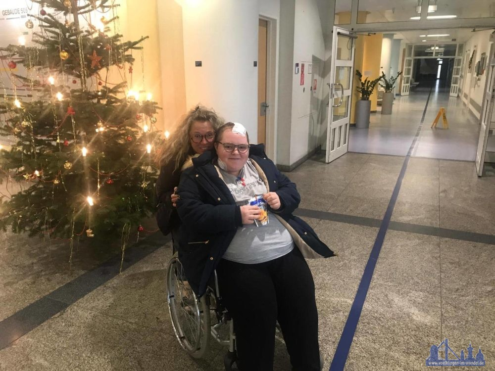 Jana bekam am 06.10.2017 mit 20 Jahren die Diagnose Pseudotumor cerebri (Foto: Privat)
