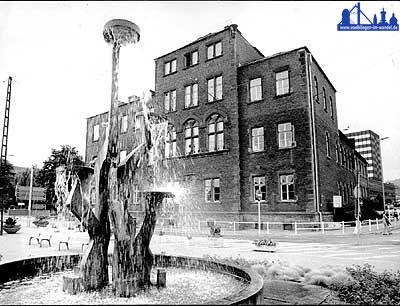 Amtsgericht in den 70er Jahren