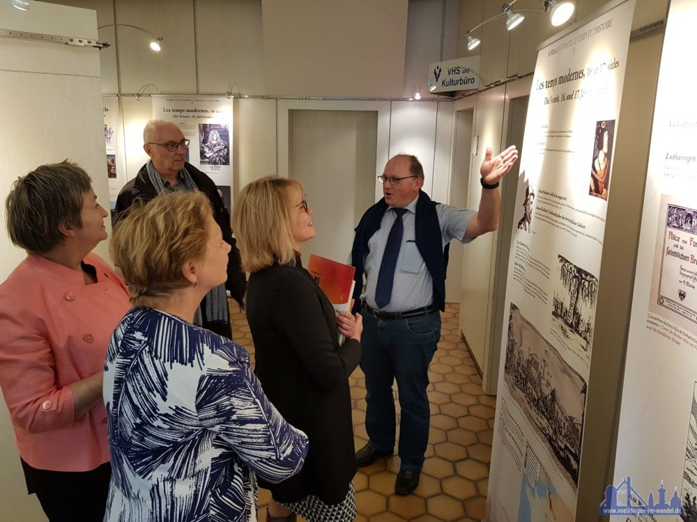 Ausstellung Forbach-Völklingen (Fotonachweis: Stadt Völklingen/Jürgen Manz)