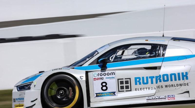 Carrie Schreiner startet im Audi R8 LMS GT3 im DMV GTC und DUNLOP 60 (Foto: motorsport-xl.de)