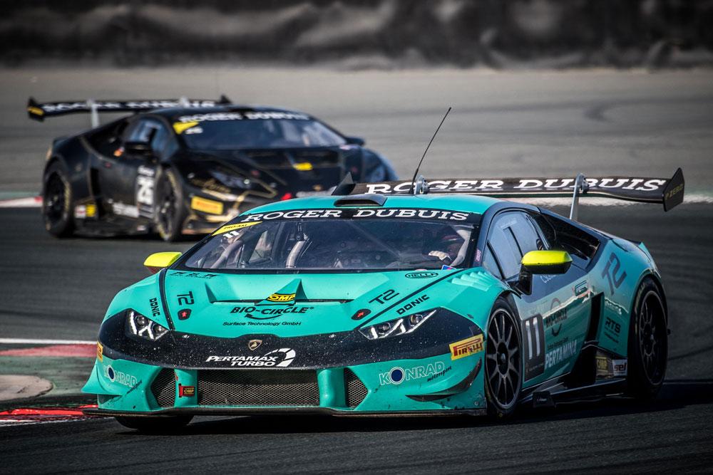 Carrie Schreiner gewann im Lamborghini Super Trofeo die Meisterschaft der ProAm (Foto: motorsport-xl.de)