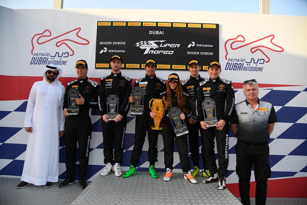 Erster Meistertitel im GT-Sport für Carrie Schreiner (Foto: motorsport-xl.de)
