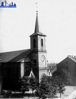 Sankt Eligius 1898 (Foto: Sammlung Heimatkundlicher Verein Warndt)