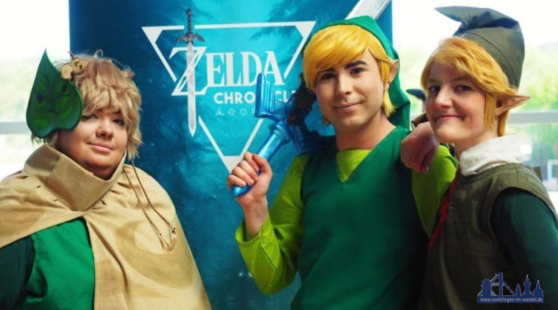 "Fanprojekt ""Zelda Chronicles"" (Foto: Timo Scherer)"