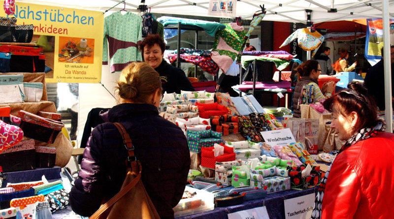 Frühlingsmarkt (Foto: Stadt)