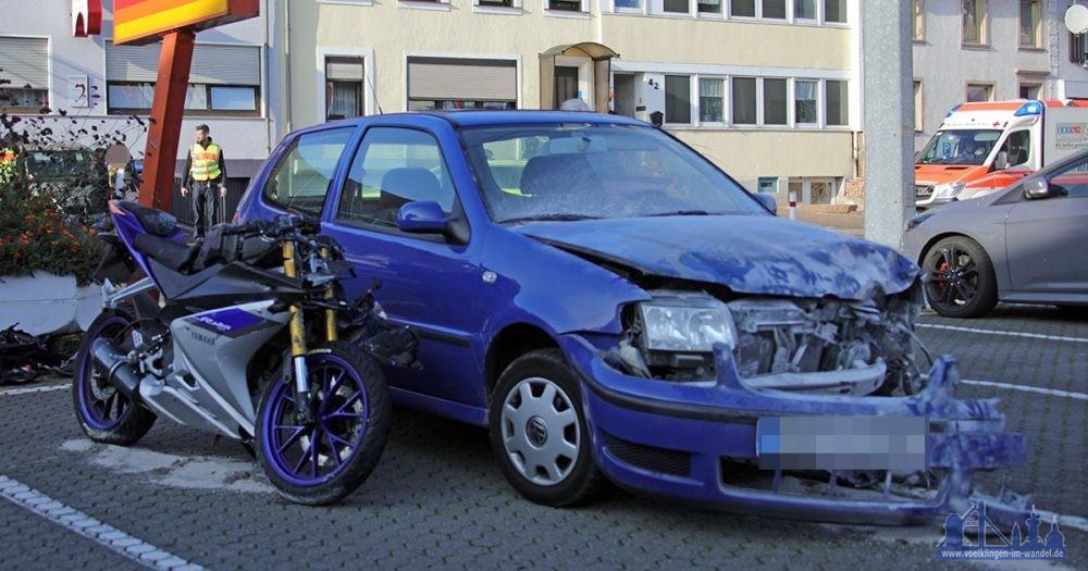 Die Unfallfahrzeuge haben nur noch Schrottwert (Foto: Avenia)