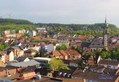 Blick über die Stadt Völklingen (Foto: Hell)