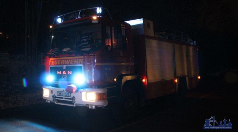 Feuerwehr im Einsatz - Foto: Hell/Archiv